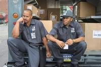 Donald Faison and Mos Def in