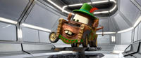 Mater voiced by Larry the Cable Guy in