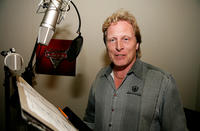Sig Hansen on the set of