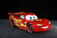 Lightning McQueen voice by Owen Wilson in