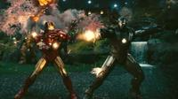 Iron Man and War Machine in