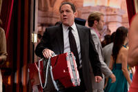 Jon Favreau as Happy Hogan in