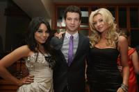 Vanessa Hudgens, Gaelen Connell and Alyson Michalka at the California premiere of