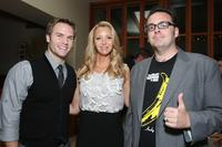 Scott Porter, Lisa Kudrow and Josh Cagan at the California premiere of