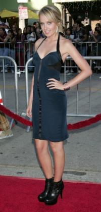 Megan Park at the California premiere of
