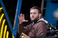 Director Ruben Fleischer on the set of