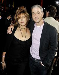 Amy Pascal and Matt Tolmach at the California premiere of