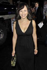 Rosie Perez at the California premiere of