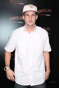Rob Dedrick at the California premiere of