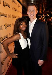 Kamisha and Dan Bittner at the California premiere of