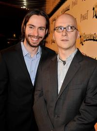 Martin Starr and director Greg Mottola at the California premiere of