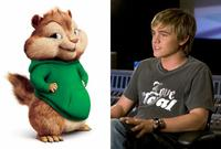 Jesse McCartney voices Theodore in