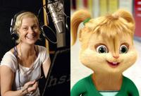 Amy Poehler voices Eleanor in