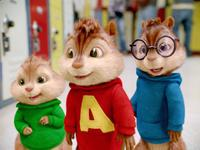 Alvin and Simon in