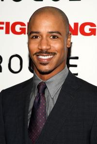Brian J. White at the New York premiere of