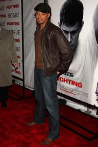 Terrence Howard at the New York premiere of