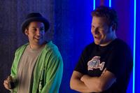 Adam Sandler and Seth Rogen in