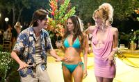 Trevor Moore and some scantily clad ladies in