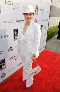 Katherine Kramer at the California premiere of