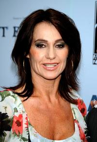 Nadia Comaneci at the California premiere of