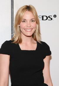 Leslie Bibb at the New York premiere of