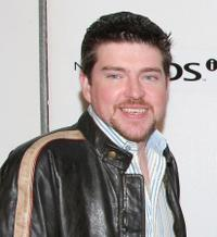 Producer Stuart Fenegan at the New York premiere of