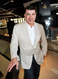 Bryan Batt at the California premiere of