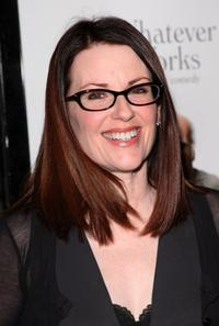 Megan Mullally at the California premiere of