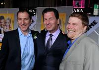 David Weissman, Gary Foster and David Diamond at the California premiere of