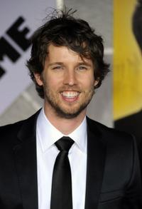Jon Heder at the California premiere of