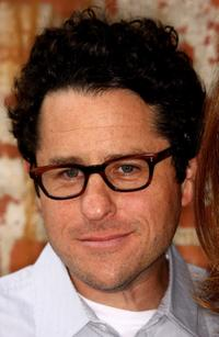 Director J. J. Abrams at the California premiere of