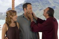 Malin Akerman as Ronnie, Vince Vaughn as Dave and Jean Reno as Monsieur Marcel in