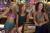 Kristen Bell as Cynthia, Malin Akerman as Ronnie and Kristin Davis as Lucy in