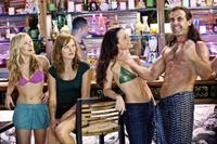 Kristen Bell as Cynthia, Malin Akerman as Ronnie, Kristin Davis as Lucy and Carlos Ponce as Salvadore in