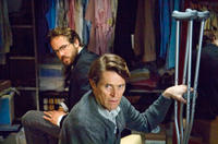 Ryan Reynolds and Willem Dafoe in