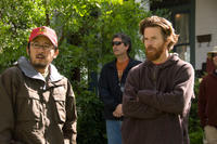 Director/screenwriter Dennis Lee and Cinematographer Daniel Moder on the set of