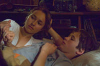 Hayden Panettiere and Cayden Boyd in