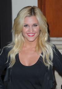 Ashley Roberts at the California premiere of