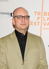 Steven Soderbergh at the New York premiere of