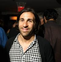Phillip Eytan at the after party of the New York premiere of