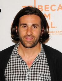 Philip Eytan at the New York premiere of