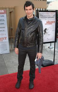 Christian Camargo at the California premiere of