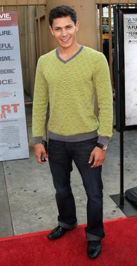 Alex Meraz at the California premiere of