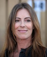 Kathryn Bigelow at the California premiere of