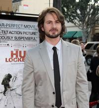 Mark Boal at the California premiere of