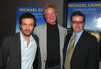 David Heyman, Marc Turtletaub and Peter Saraf at the New York premiere of