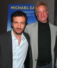David Heyman and Marc Turtletaub at the New York premiere of