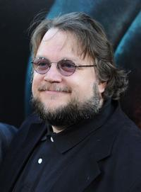Guillermo del Toro at the California premiere of