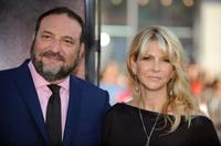 Joel Silver and Karyn Fields at the California premiere of