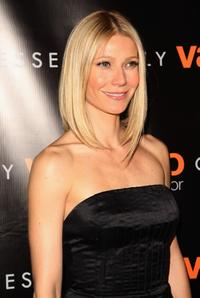 Gwyneth Paltrow at the New York premiere of